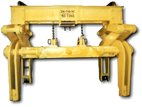 hoist-operated-slab-tong